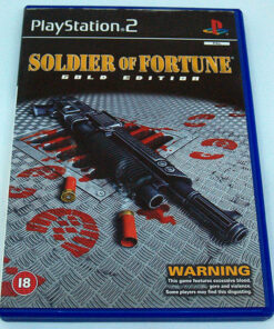 Soldier of Fortune - Gold Edition PS2