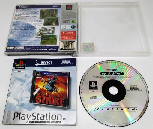 Soviet Strike PS1