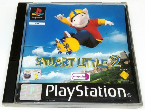 Stuart Little 2 PS1