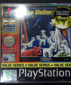 The Dalmations PS1