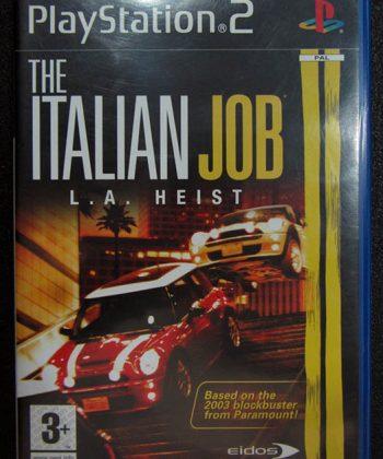 The Italian Job: L.A. Heist PS2