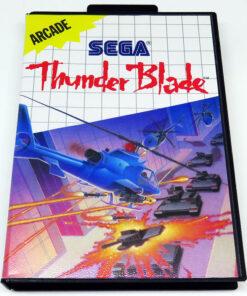 Thunder Blade MASTER SYSTEM