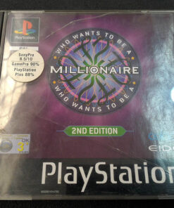 Who Wants to be a Millionaire: 2nd Edition PS1