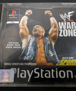 WWF: War Zone PS1