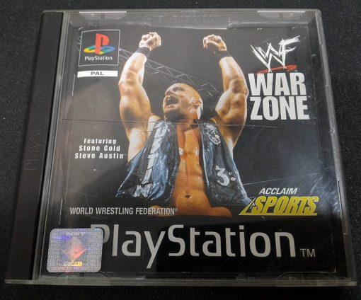WWF: War Zone PS1