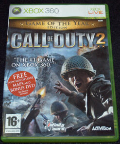 Call of Duty 2 - Game of the Year Edition X360