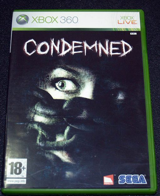 Condemned X360