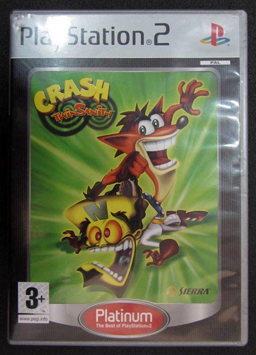 Crash Twinsanity PS2