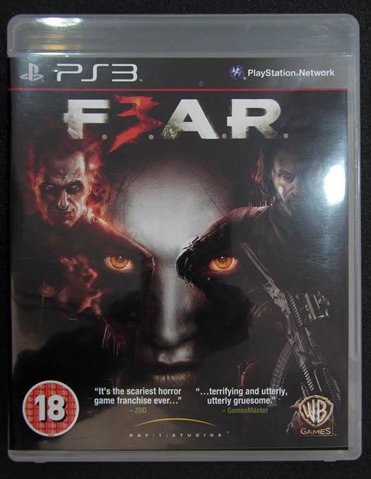 F.3.A.R. PS3