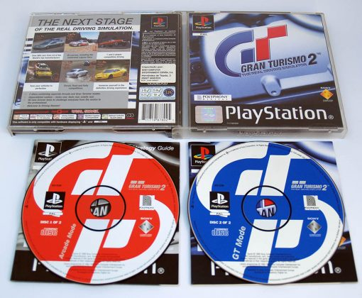 Gran Turismo 2 PS1