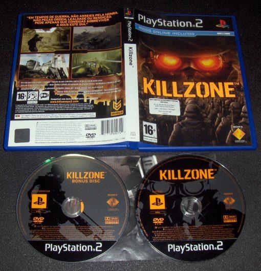 Killzone - Edição Especial Limitada PS2