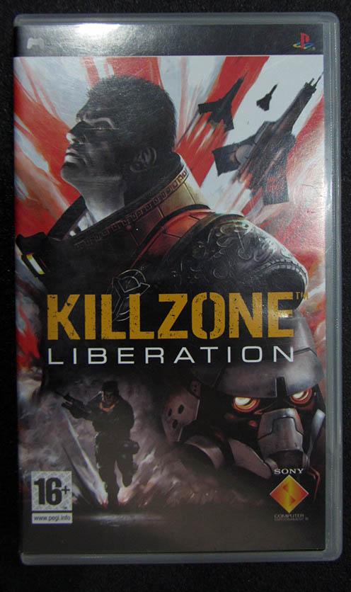 Killzone Liberation PSP