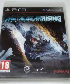 Metal Gear Rising: Revengeance PS3