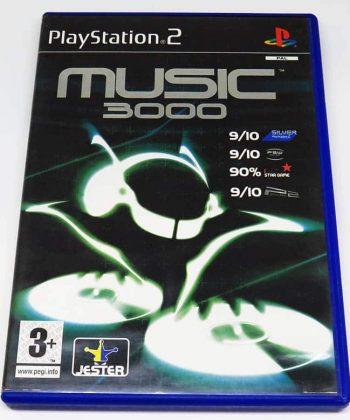 Music 3000 PS2