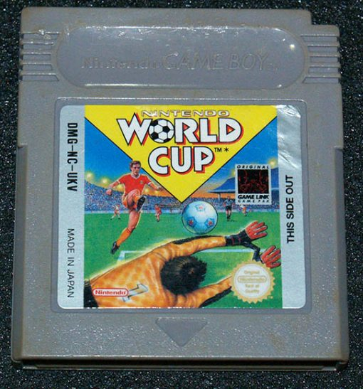Nintendo World Cup GAME BOY