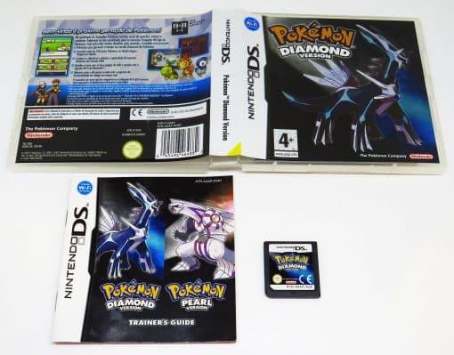 Pokémon Diamond Version NDS