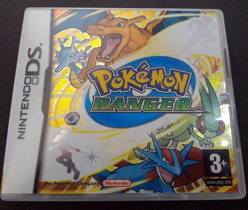 Pokémon Ranger NDS