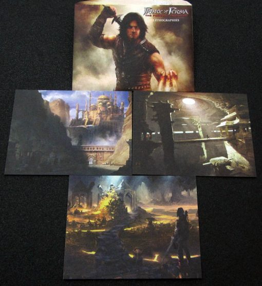 Prince of Persia: The Forgotten Sands - Collector Edition PS3
