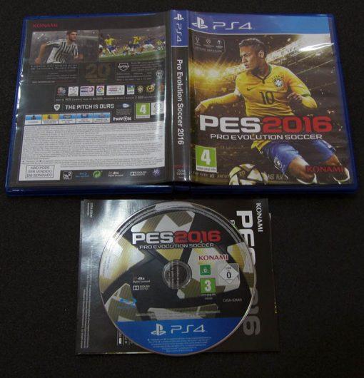 Pro Evolution Soccer 2016 - Edição Aniversário PS4