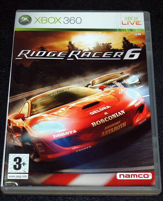 Ridge Racer 6 X360