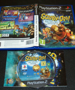 Scooby-Doo and the Spooky Swamp PS2