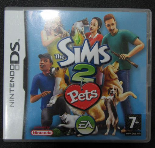The Sims 2: Pets NDS