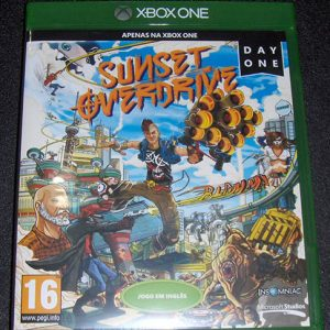 Sunset Overdrive XONE