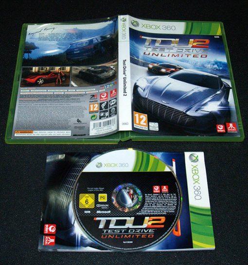 Test Drive Unlimited 2 X360