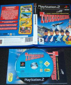 Thunderbirds PS2