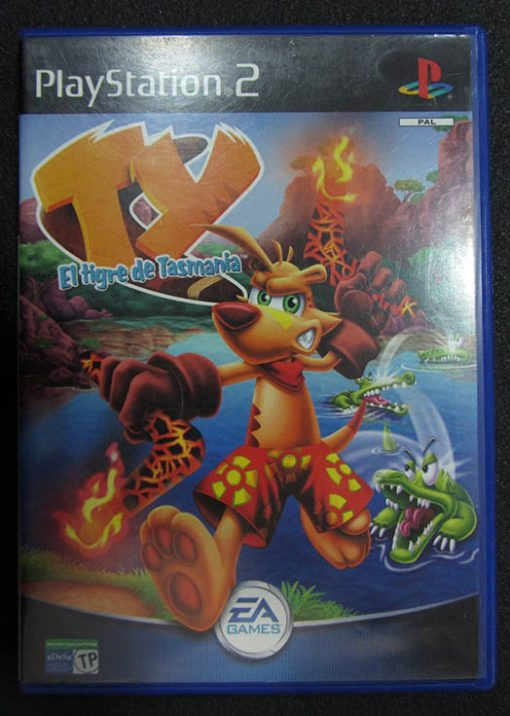 Ty: The Tasmanian Tiger PS2