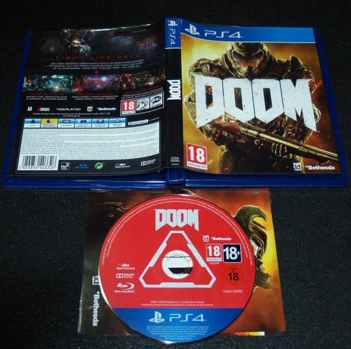 Doom - UAC Pack PS4