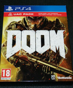 Doom - UAC Pack PS4