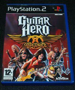 Guitar Hero: Aerosmith PS2