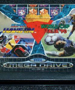 Mega Games I CART MEGA DRIVE