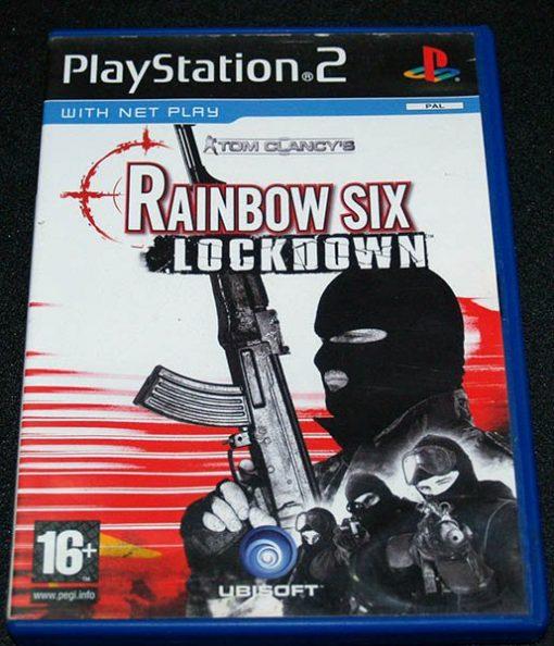 Rainbow Six: Lockdown PS2