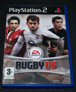 EA Sports Rugby 06 PS2