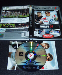 EA Sports Rugby 08 PS2