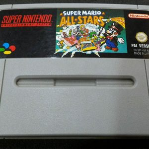 Super Mario All-Stars SNES