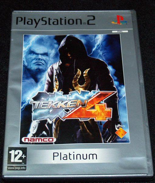 Tekken 4 PS2