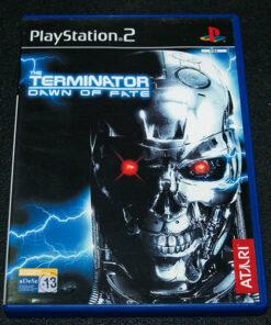 Terminator: Dawn of Fate PS2