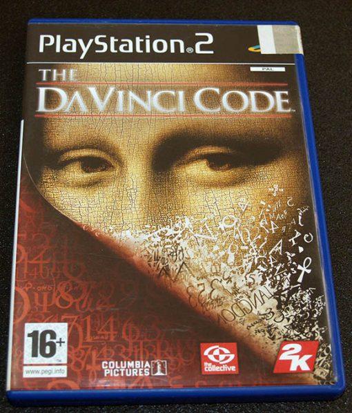 Da Vinci Code, The PS2