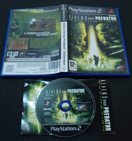 Aliens vs Predator: Extinction PS2