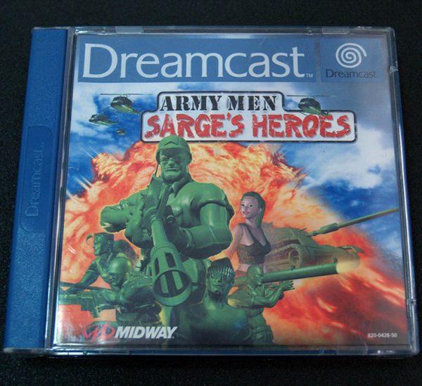 Army Men: Sarge's Heroes DREAMCAST