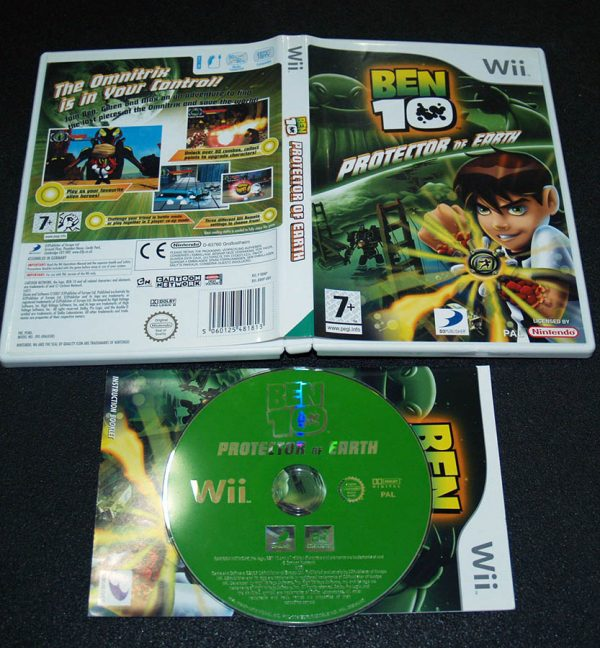 Ben 10: Protector of Earth WII