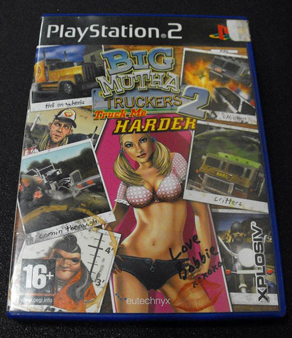 Big Mutha Truckers 2: Truck Me Harder PS2
