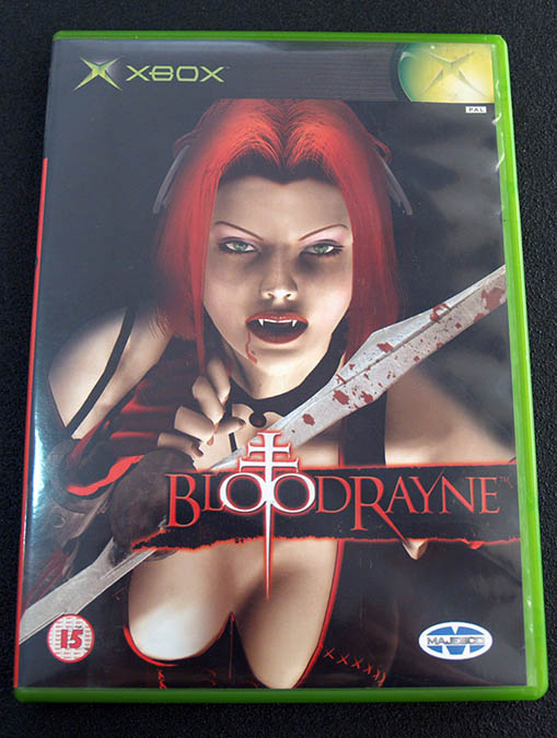 Bloodrayne XBOX