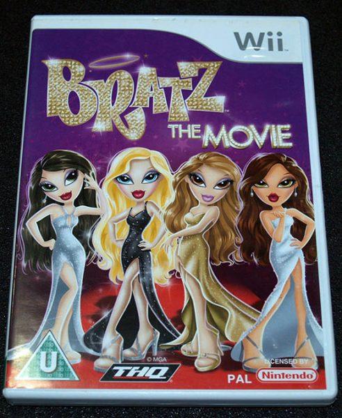 Bratz - The Movie WII