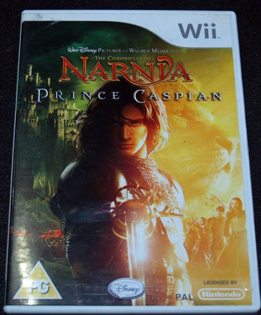 Chronicles of Narnia, The: Prince Caspian WII