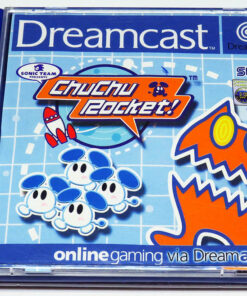 Chu Chu Rocket! DREAMCAST