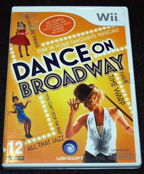 Dance on Broadway WII